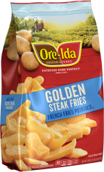 Golden Steak Fries image