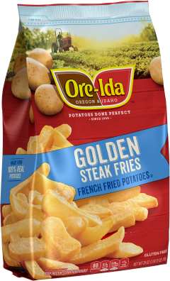 Golden Steak Fries
