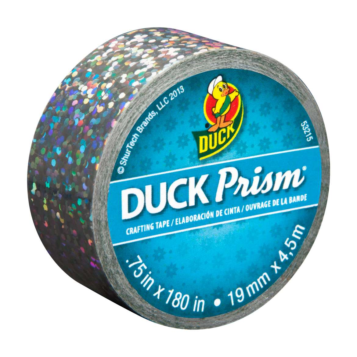 Duck Prism® Crafting Tape - Lots of Dots, .75 in. x 180 in. Image