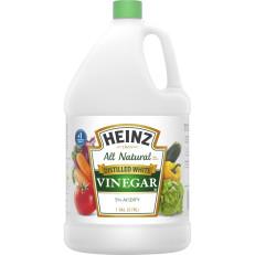 Heinz White Vinegar Distilled, 1 gal Jug image
