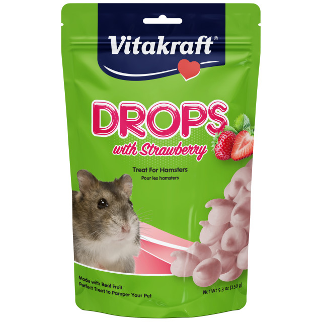 Product-Image showing Drops with Strawberry