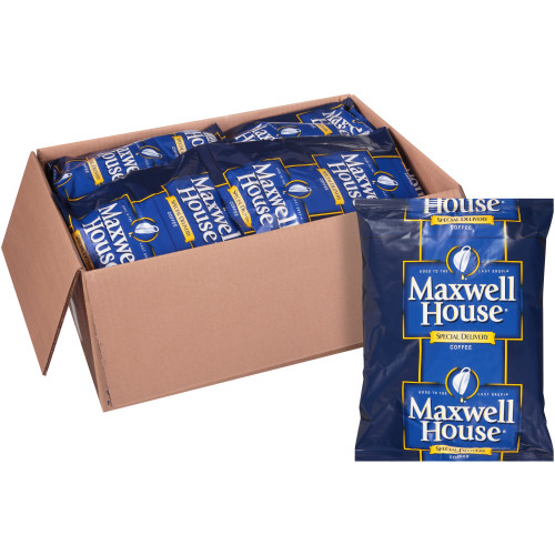 MAXWELL HOUSE Regular Roast Special Delivery, 1.4 oz. Packet (Pack of 112)
