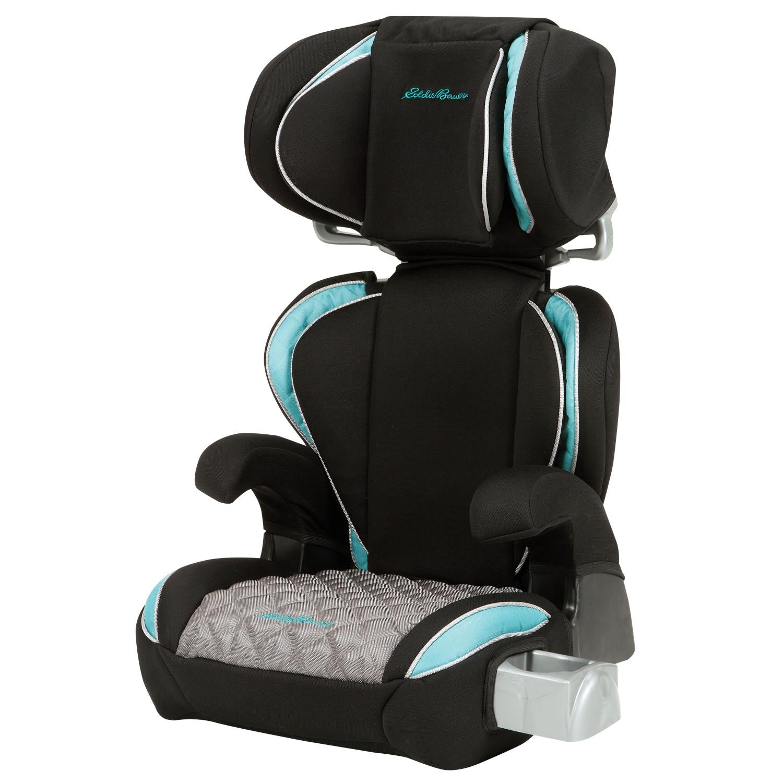 eddie bauer deluxe belt positioning booster car seat ebay. Black Bedroom Furniture Sets. Home Design Ideas
