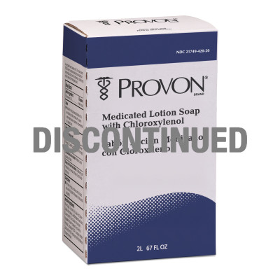 PROVON® Medicated Lotion Soap with Chloroxylenol - DISCONTINUED