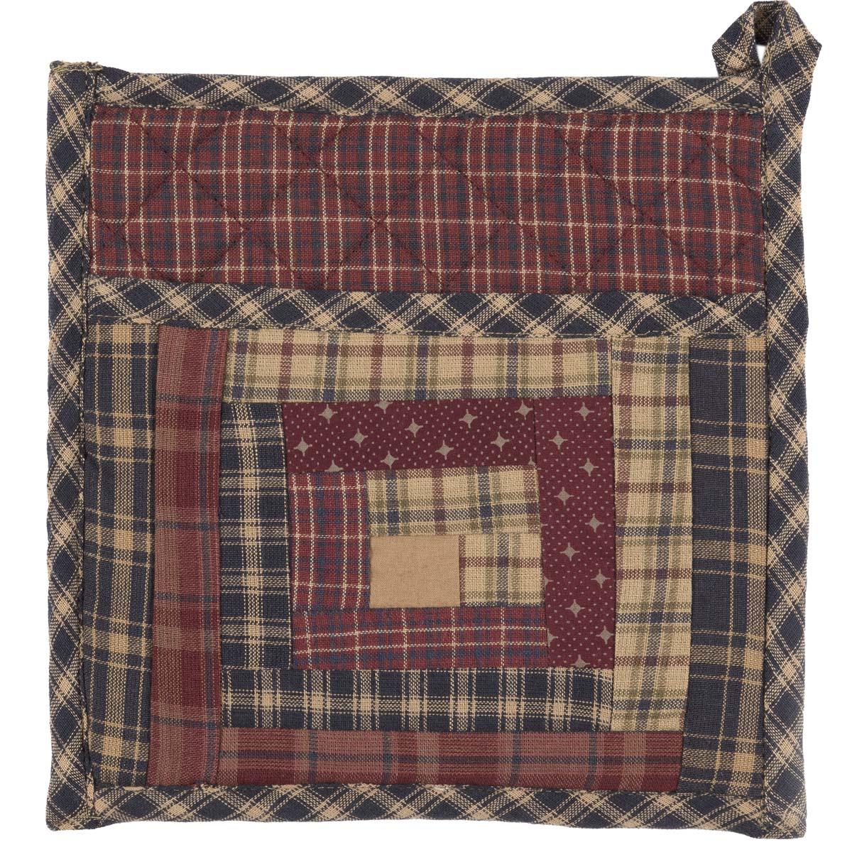 Millsboro Pot Holder Patch with Pocket 8x8
