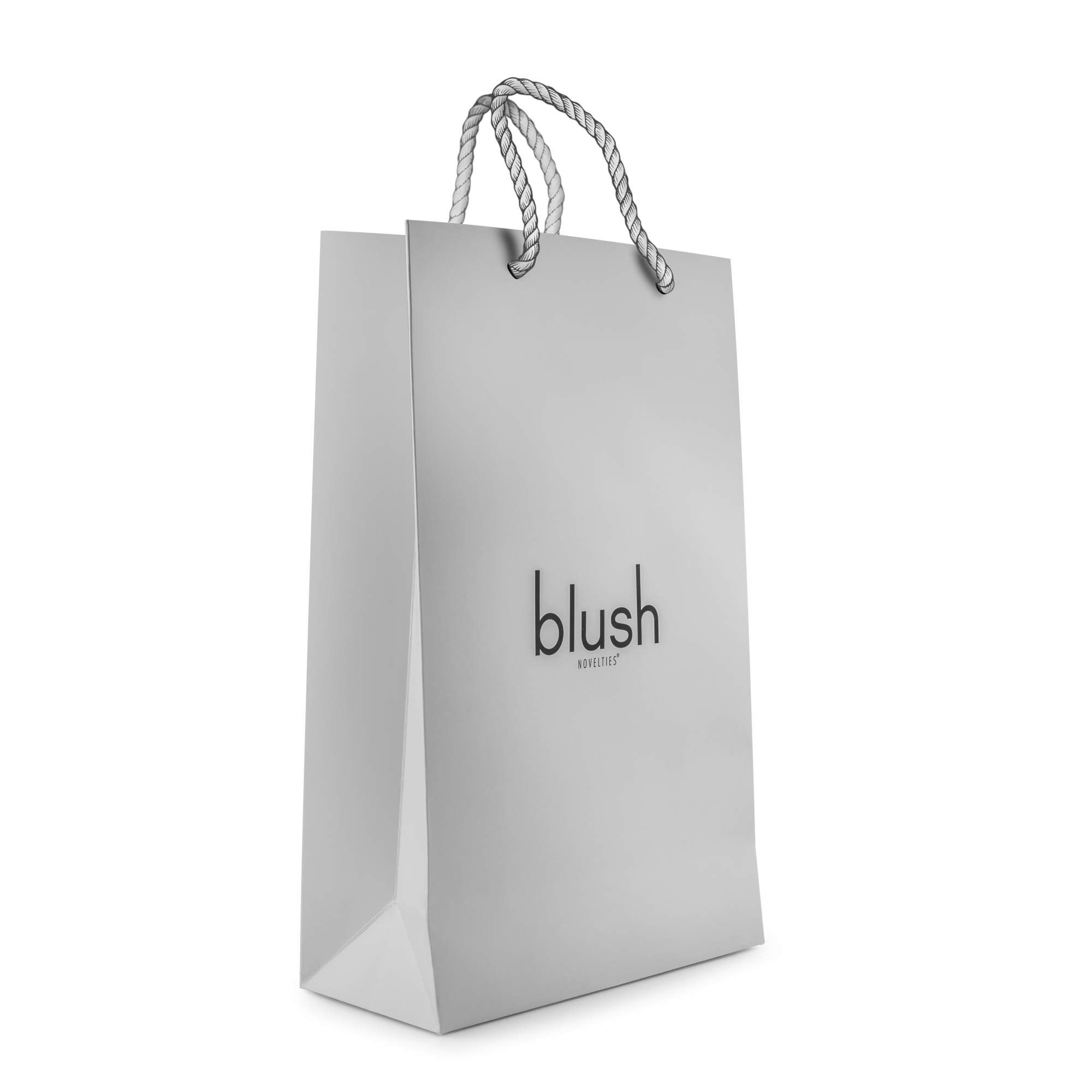 Blush Shopping Bag