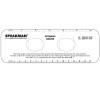 Speakman® SE-952 Plastic Eyewash Gauge