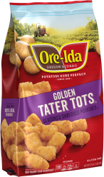 Golden TATER TOTS™ image
