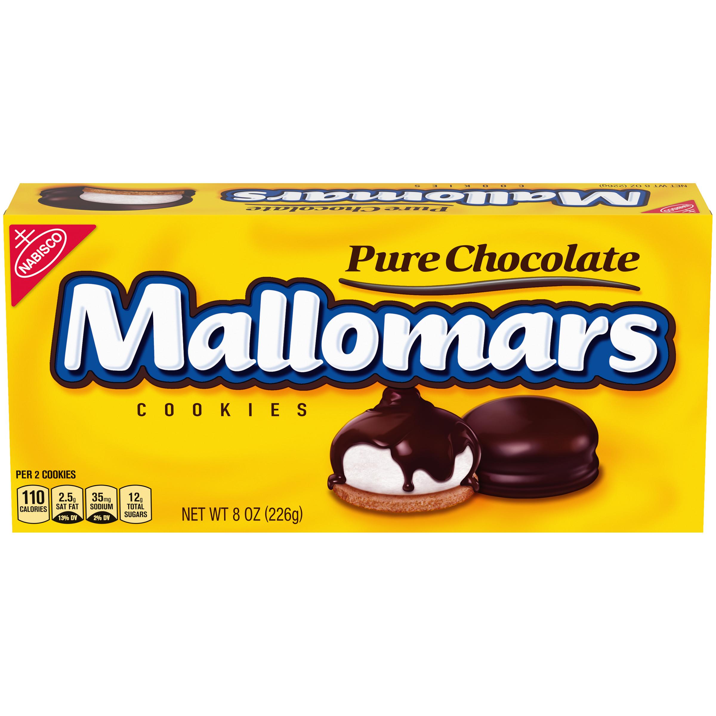 MALLOMARS Chocolate Cookies 8 oz