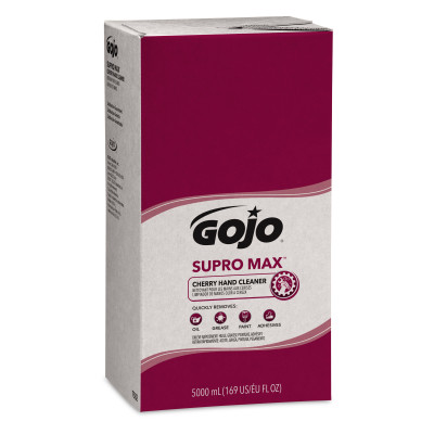 GOJO® SUPRO MAX™ Cherry Hand Cleaner