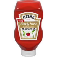 Heinz Simply Heinz Tomato Ketchup 31 oz Bottle image