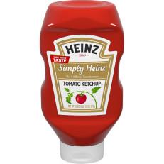 Heinz Simply Heinz Tomato Ketchup 31 oz Bottle image