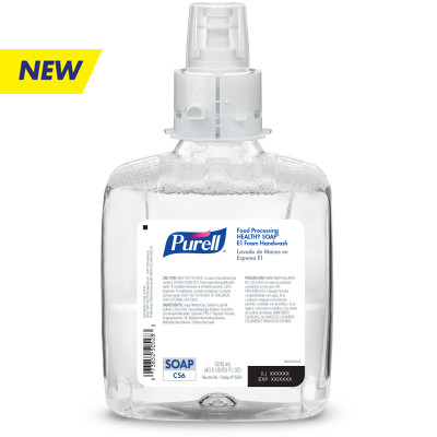 PURELL® Food Processing HEALTHY SOAP® E1 Foam Handwash