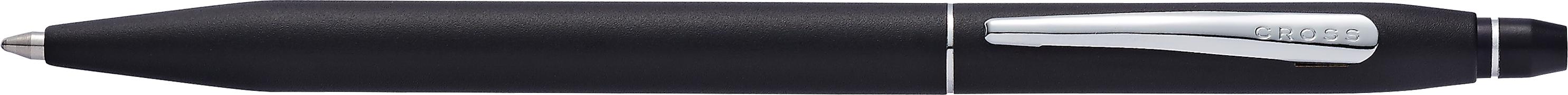 Click Classic Black Ballpoint Pen