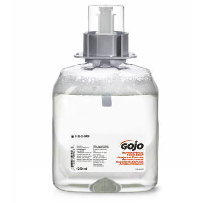 GOJO® Antibacterial Foam Soap
