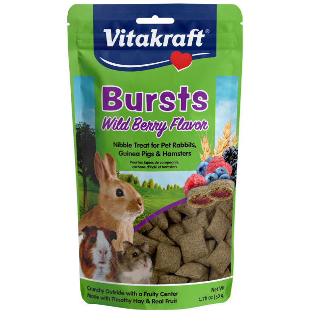 Product-Image showing Bursts Wild Berry Flavor
