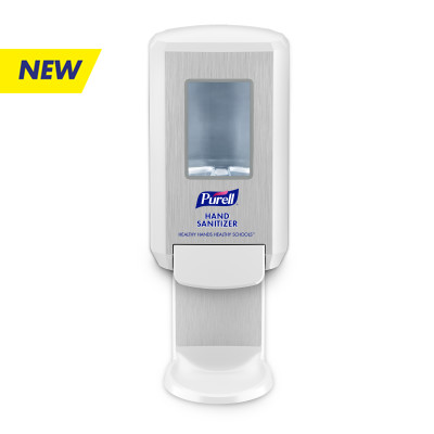 PURELL® Education CS4 Push-Style Hand Sanitizer Dispenser
