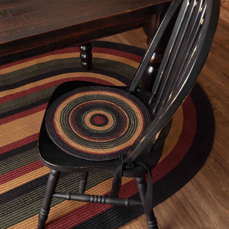 Wyatt Jute Chair Pad Set of 6