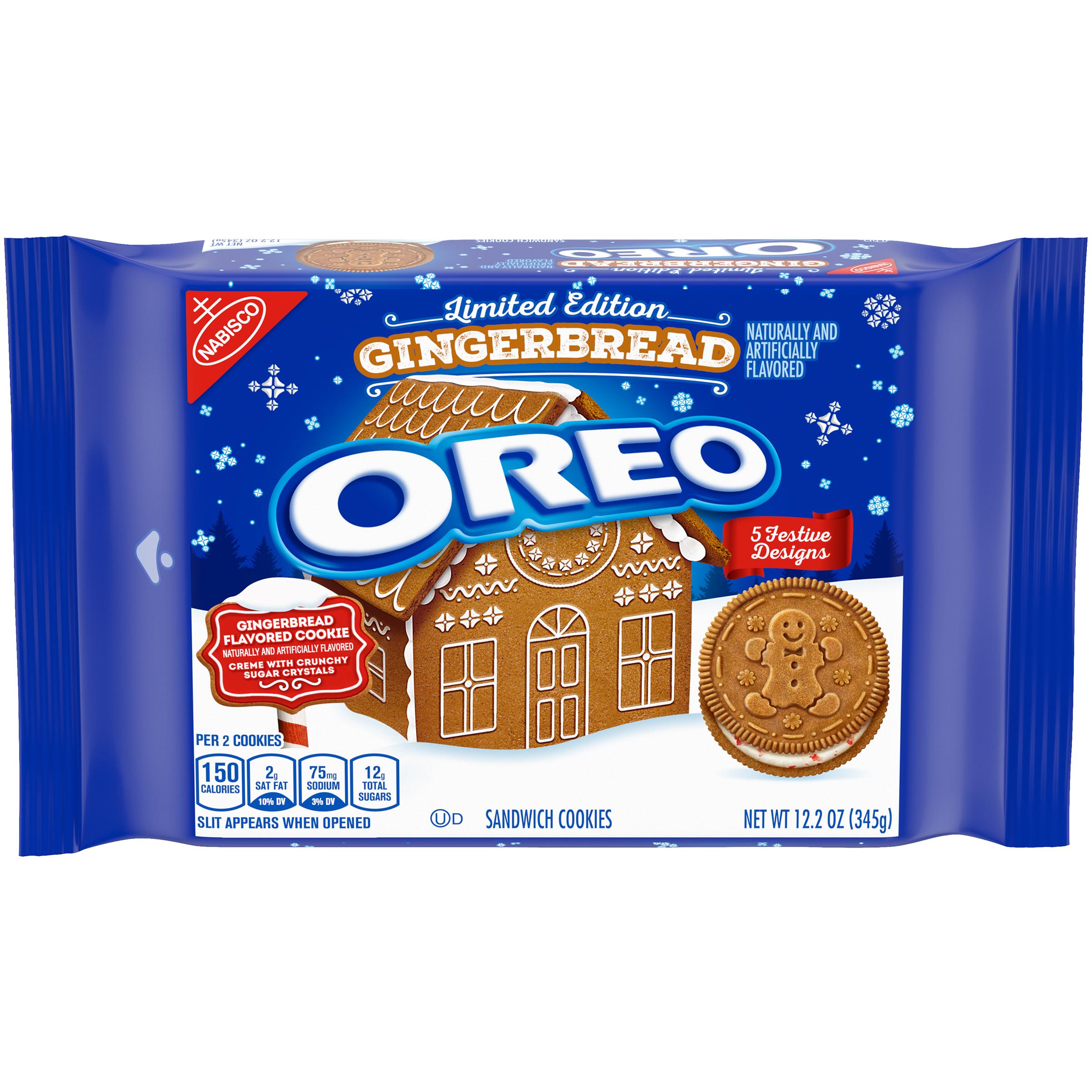 OREO Gingerbread Cookies 12.2 oz