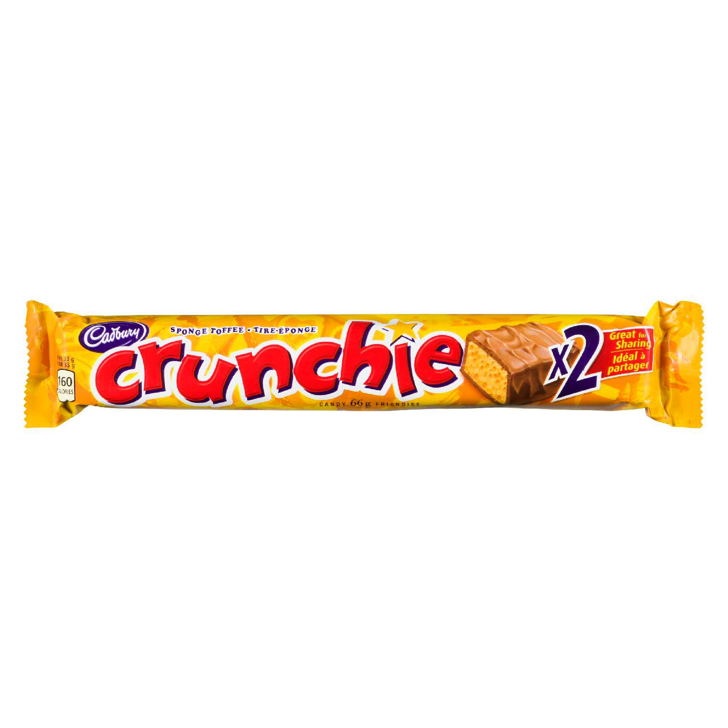 CRUNCHIE  KING SIZE 66 GRM