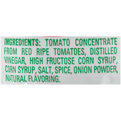 Heinz Single Serve Ketchup Packet, 9 gr. (Pack of 1000)
