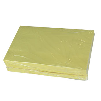 Cartridge Shop Yellow Sticky Notes (75mm x 127mm) - 100 Sheets (3 Pack)