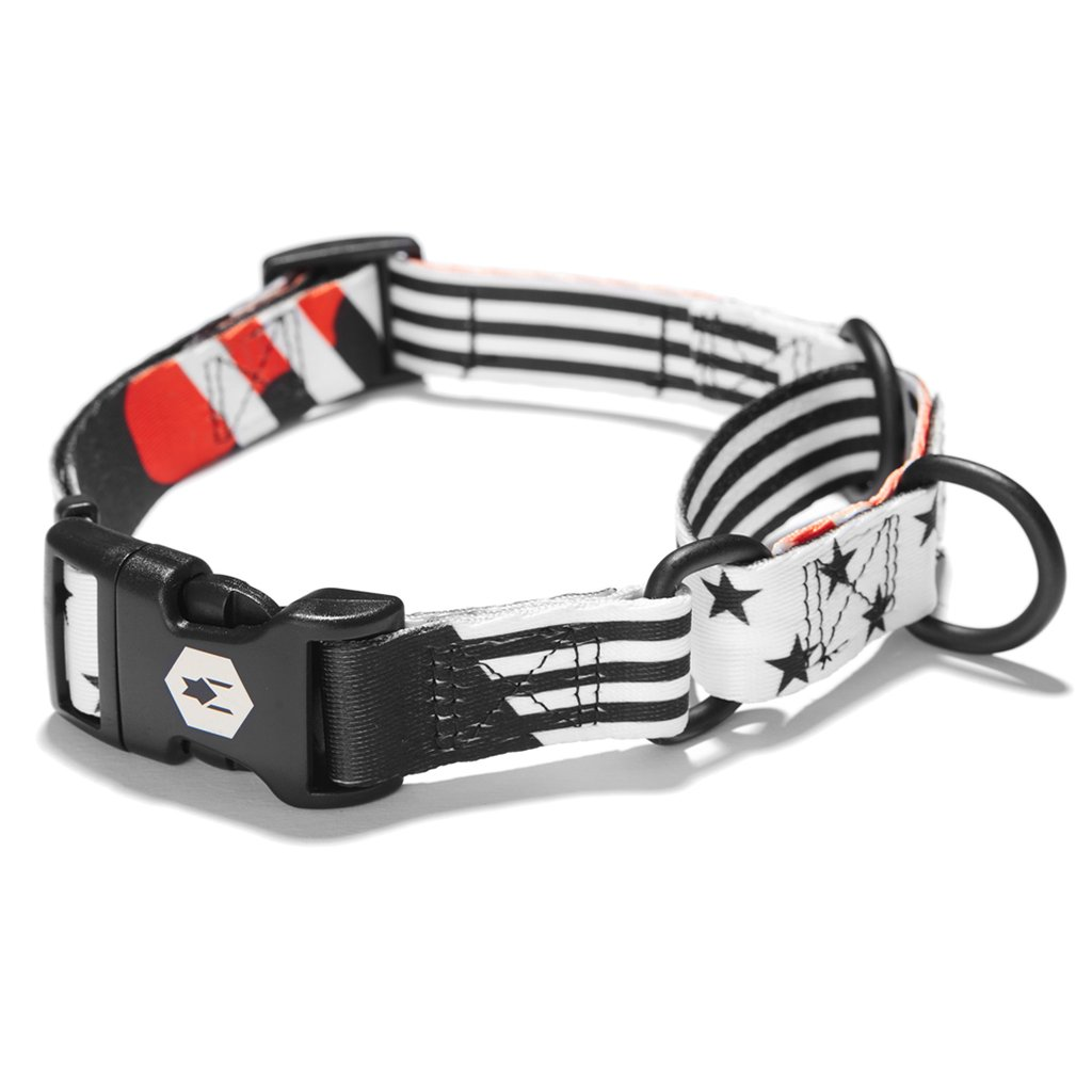 Wolfgang MultiNational Martingale Dog Collar
