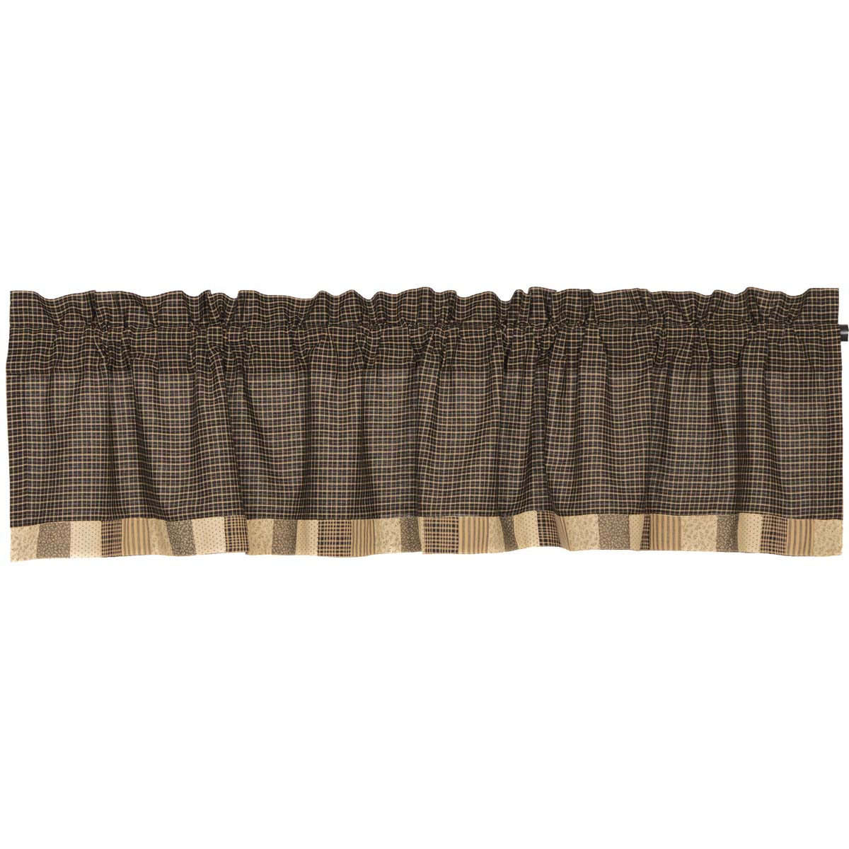 Kettle Grove Valance Block Border 16x72