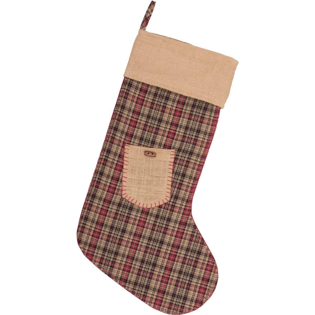 Clement Pocket Stocking 12x20