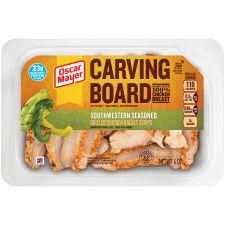 Oscar Mayer Southwestern Grilled Chicken Strips 6 oz Pack
