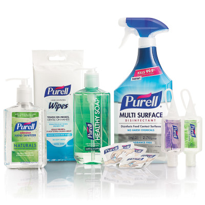 PURELL® Home Wellness Collection