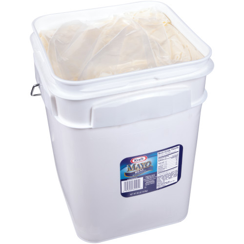 KRAFT Real Mayonnaise, 30 lb. Pail