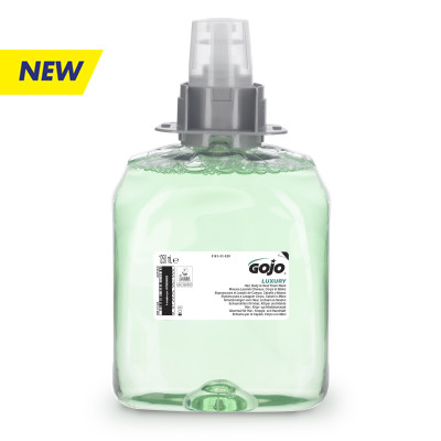 GOJO® Luxury Hair, Body & Hand Foam Wash