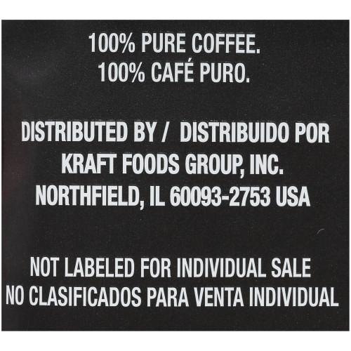 YUBAN Regular Roast & Ground Coffee, 4 lb. Bag (Pack of 6)