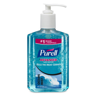 PURELL® Hand Sanitizer Ocean Mist Gel
