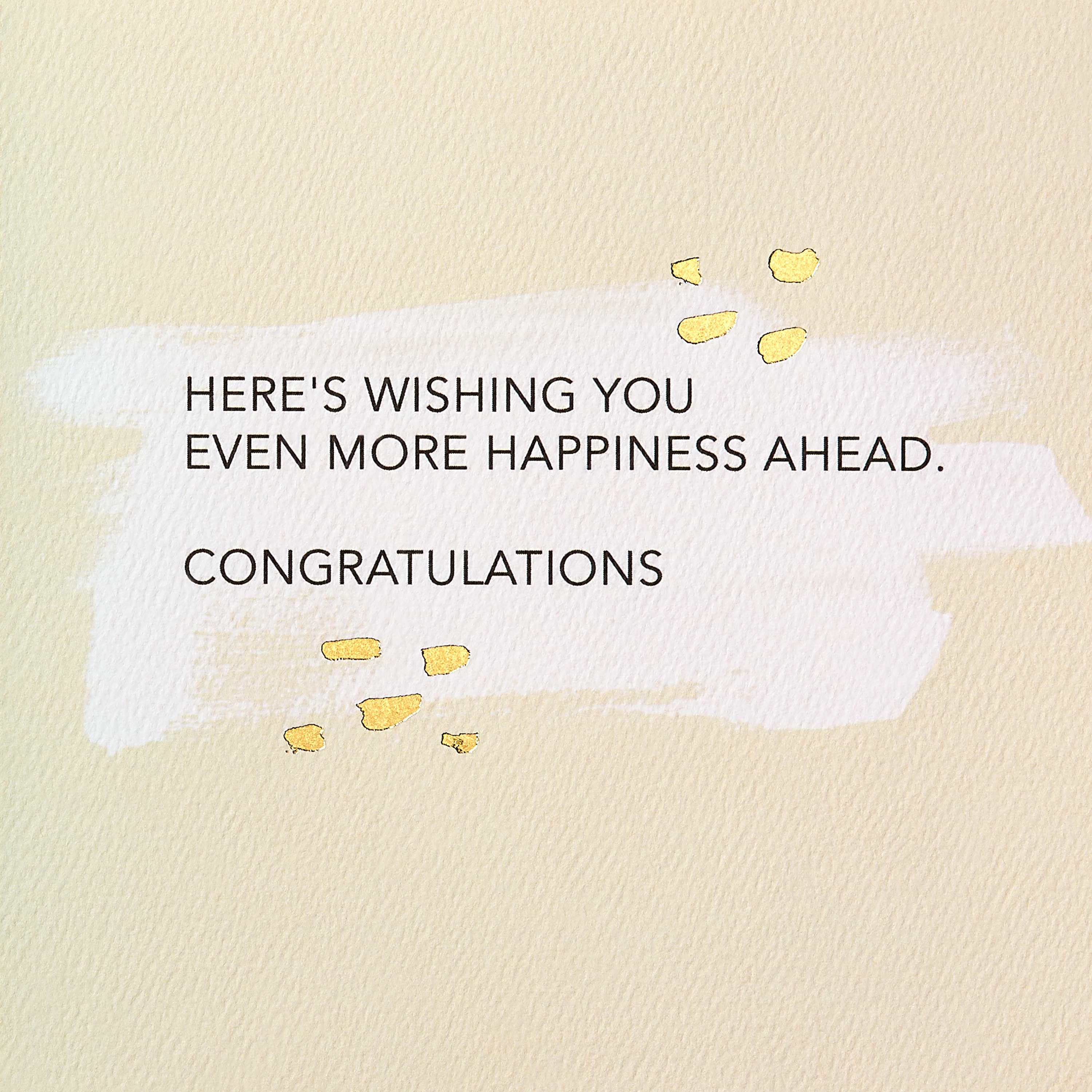 Cheers Greeting Card - Congratulations, Graduation, Wedding, New Job, Promotion, Retirement, New Home image
