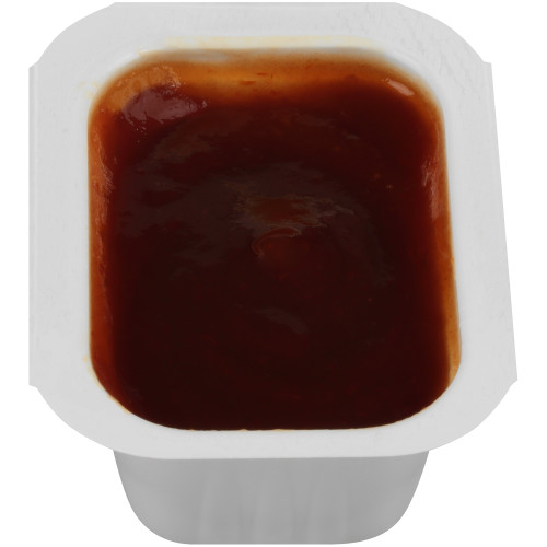 HEINZ Single Serve Honey Barbecue Sauce, 1 oz. Cups (Pack of 100)