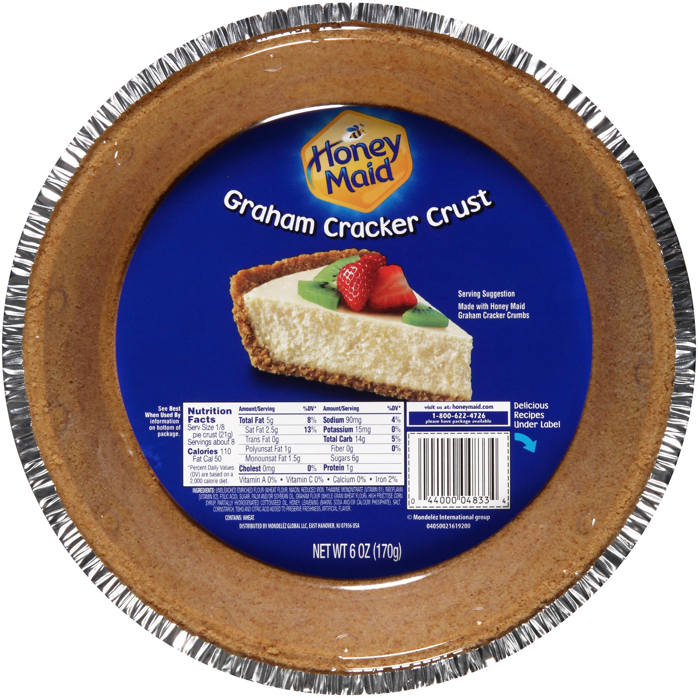HONEY MAID Pie Crust 6 oz