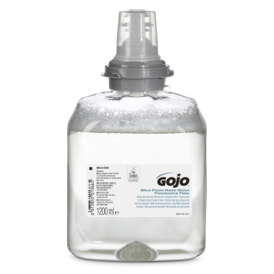 GOJO® Mild Foam Hand Wash Fragrance Free