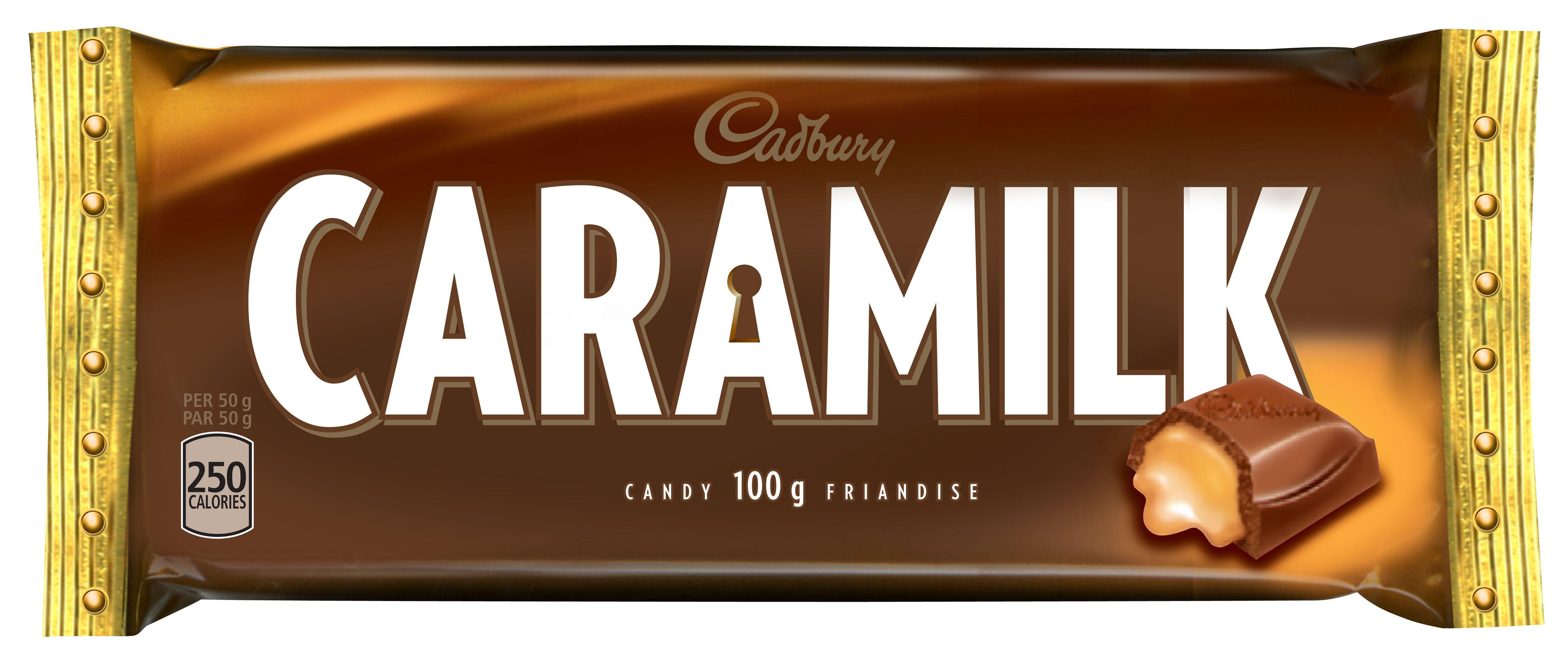 Caramilk Original Chocolate Bar 100 G