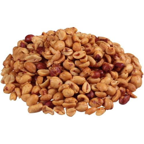 Planters Lightly Salted Peanuts, 144 ct Casepack, 2 oz Packs