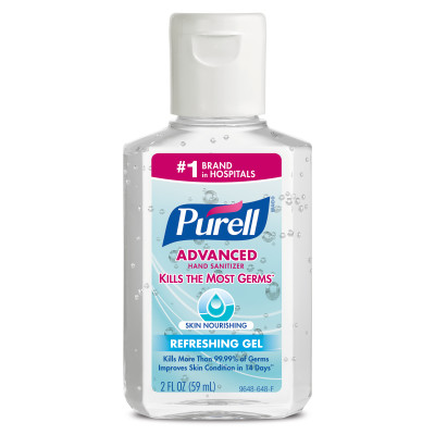 PURELL® Advanced Hand Sanitizer Skin Nourishing Gel