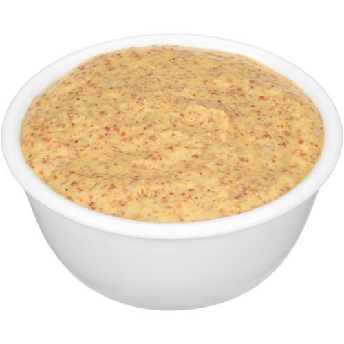GREY POUPON Country Dijon Mustard,  48 oz. Jar (Pack of 6)