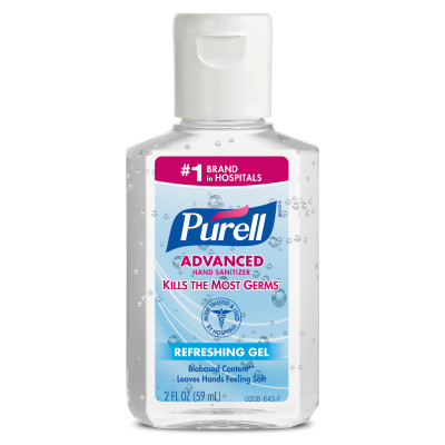 PURELL® Advanced Hand Sanitizer Biobased Gel - DISCONTINUED
