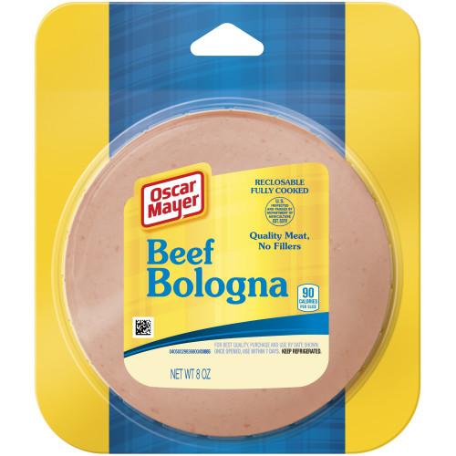 Oscar Mayer Beef Bologna, 8 oz