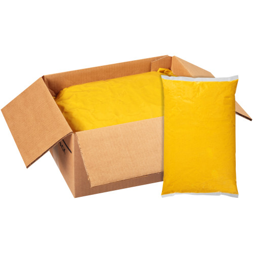 SIMPLY HEINZ Single Serve Honey Mustard Dispenser Pack, 1.5 Gal. Bag (Pack of 2)
