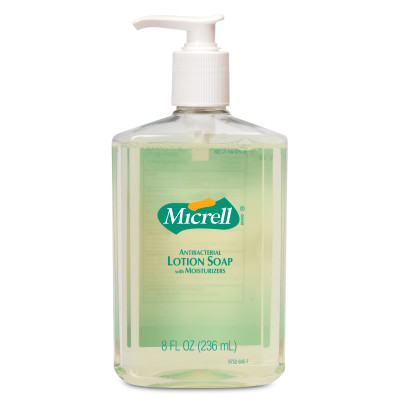 MICRELL® Antibacterial Lotion Soap