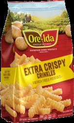 Extra Crispy GOLDEN CRINKLES image