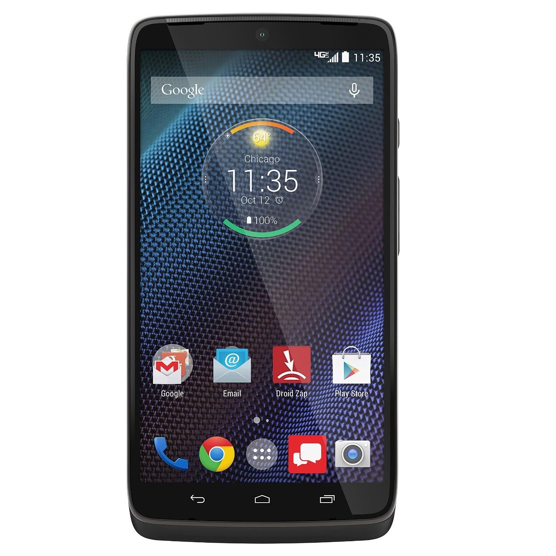 Motorola DROID Turbo XT1254 32GB Verizon + Unlocked GSM ...