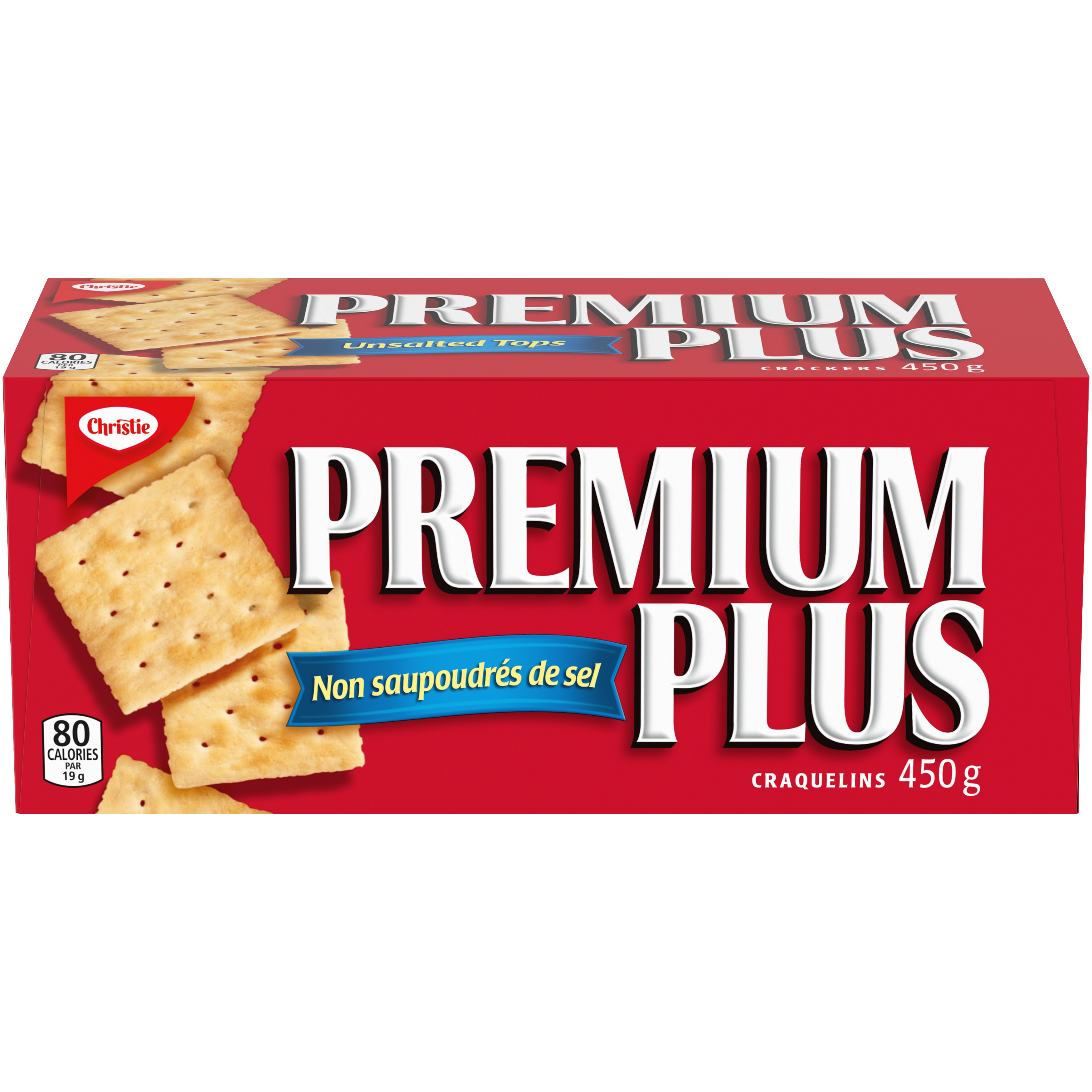 Premium Unsalted Crackers 450 G